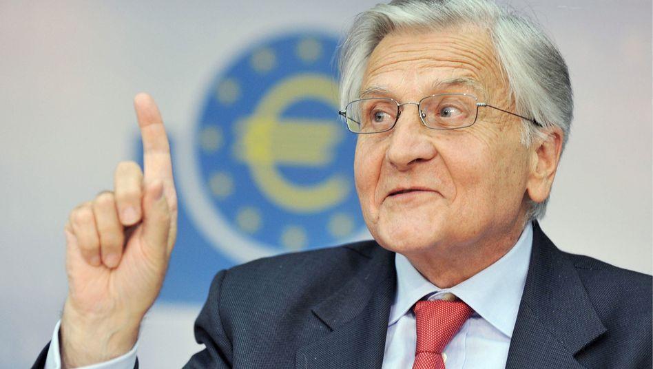 """Notenbankchef Trichet: """"Große Wachsamkeit"""""""