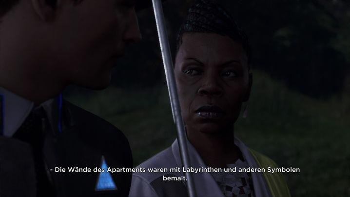 """Vergrößerte Untertitel in """"Detroit: Become Human"""""""