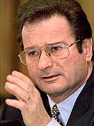 Ex-Bundesaußenminister Klaus Kinkel fordert den Wiederaustritt von Karsli