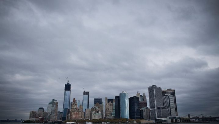 """Hurrikan """"Sandy"""": New York rüstet sich für den Sturm"""