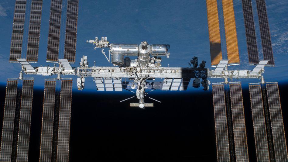 Internationale Raumstation ISS (Mai 2011)