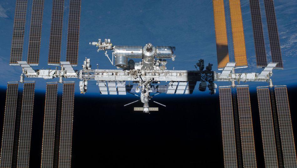 Internationale Raumstation: Laut Kaspersky nicht vor Computerviren gefeit