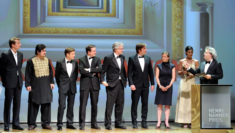 Ausgezeichnetes Team von SPIEGEL und SPIEGEL ONLINE: Preis für beste Dokumentation