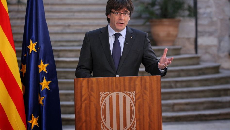 Carles Puigdemont (Archiv)