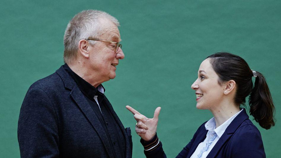 Christdemokraten Polenz, Wermer