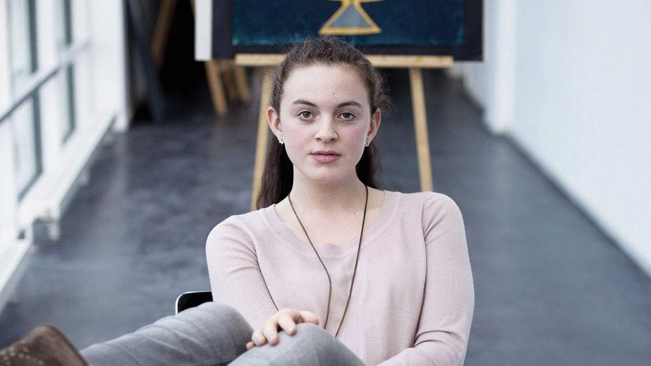 Deutsche Juden: Avital, 17, besucht das Jüdische Gymnasium Moses Mendelssohn in Berlin.