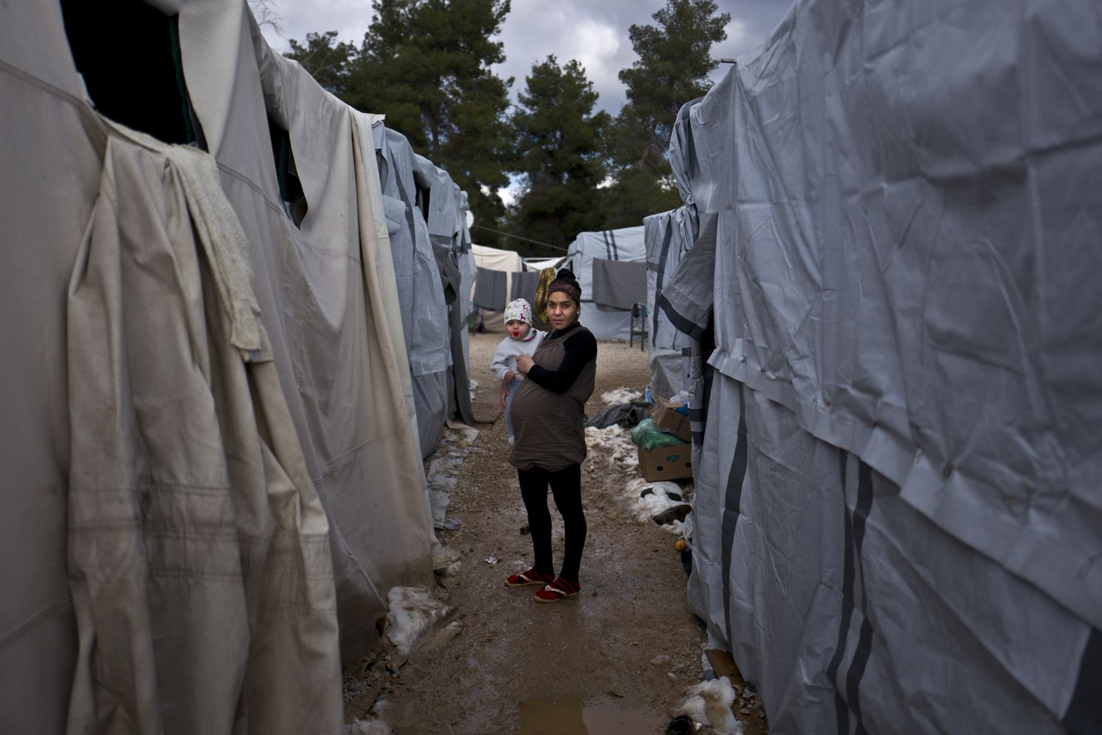 Griechenland / Flüchtlinge
