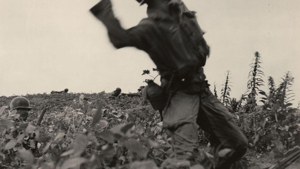 David Douglas Duncan: Immer im Einsatz zwischen Kunst und Krieg