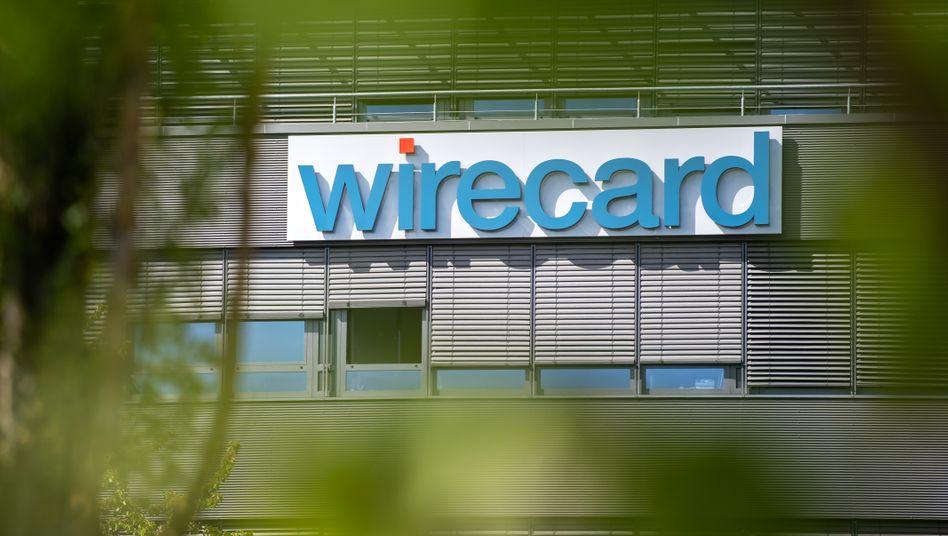 Wirecard-Zentrale in Aschheim: Fast zwei Milliarden Euro werden vermisst