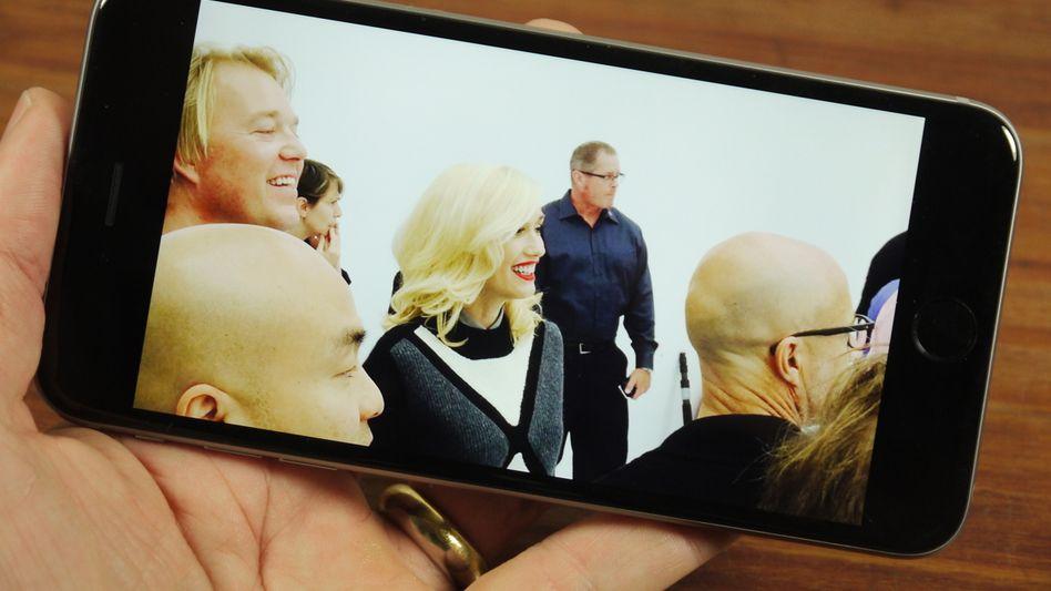 iPhone 6 Plus: Seit Tagen in den Schlagzeilen - nicht nur mit guten Nachrichten