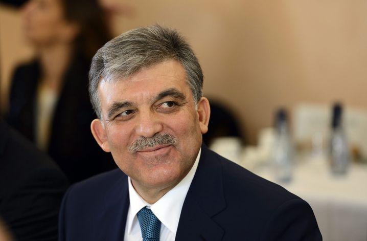 Noch-Präsident Gül: Einst enger Weggefährte
