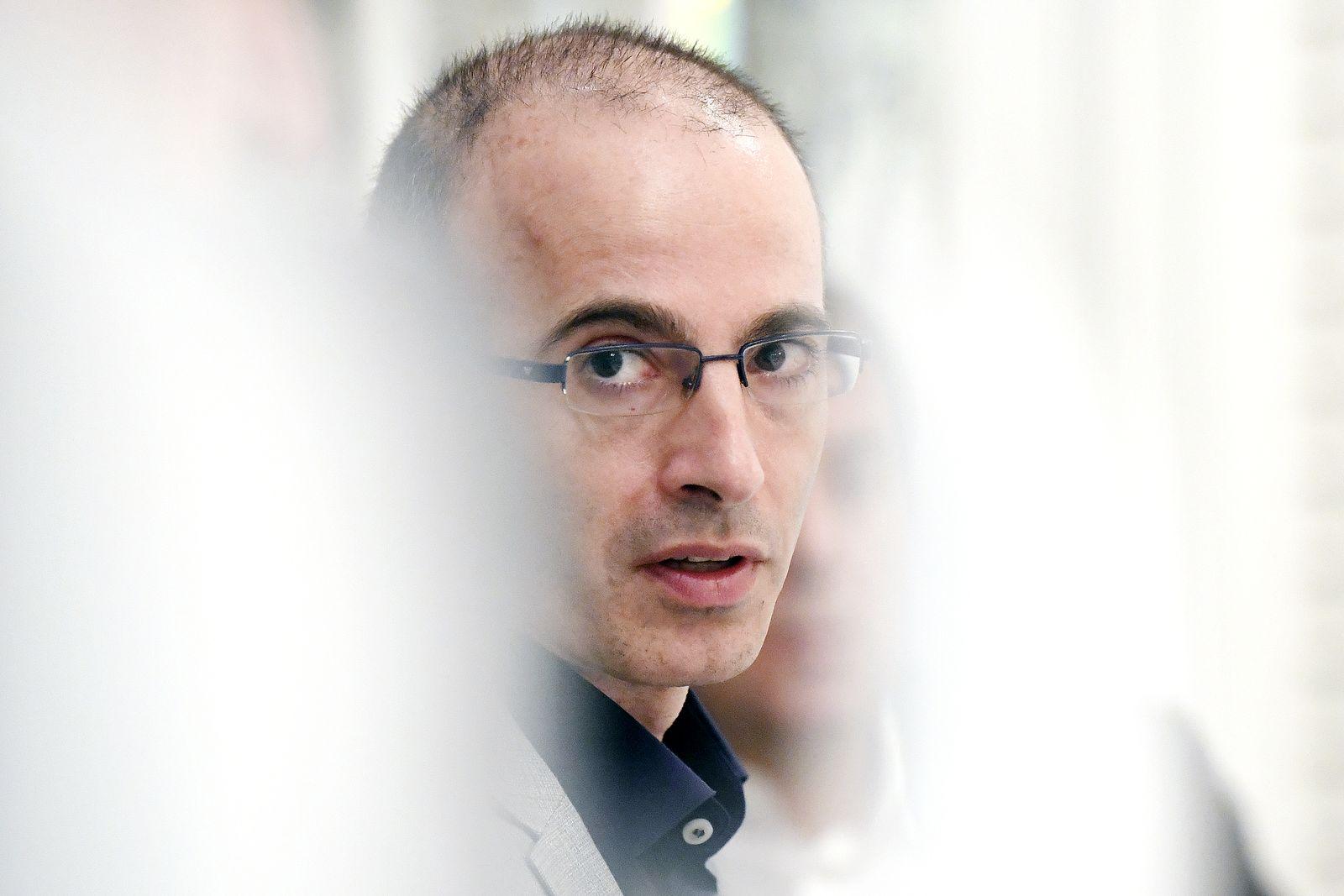EINMALIGE VERWENDUNG Yuval Harari