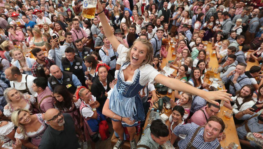 16 Tage gute Laune: Das Oktoberfest in Bildern