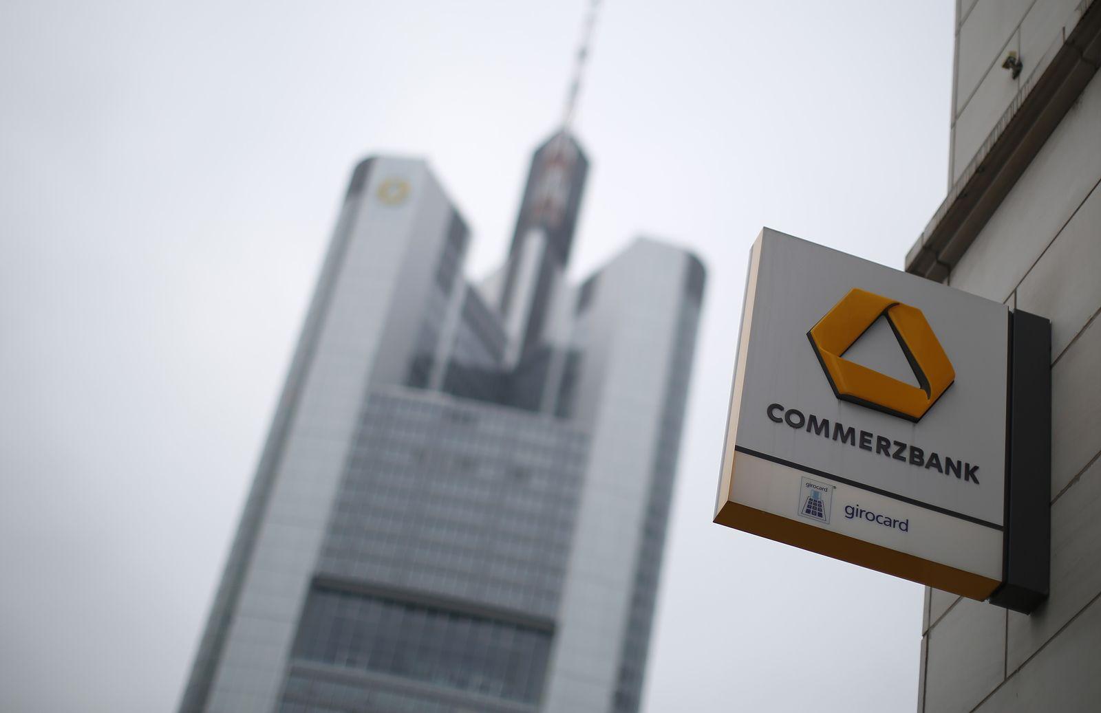 Commerzbank / Logo