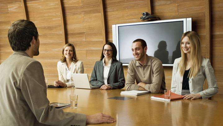 Büroleben: Elf Sätze für das Phrasenschwein