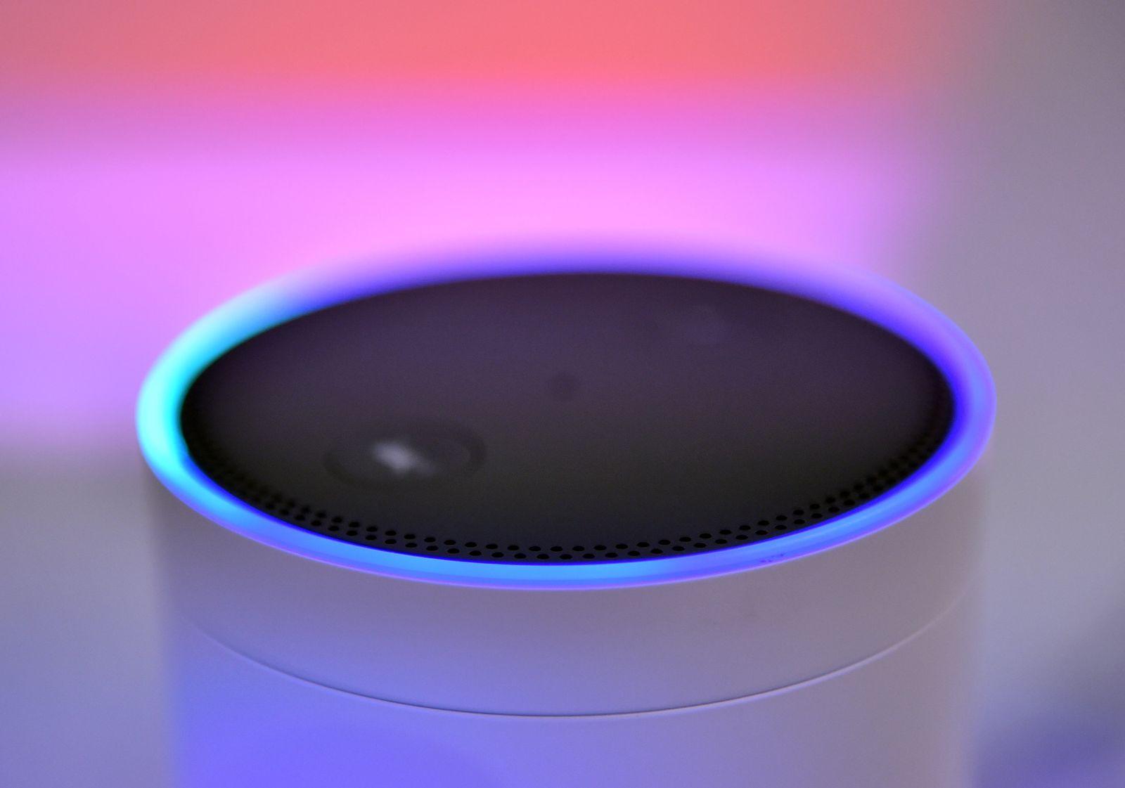 Amazon gewöhnt Assistentin Alexa unkontrolliertes Lachen ab