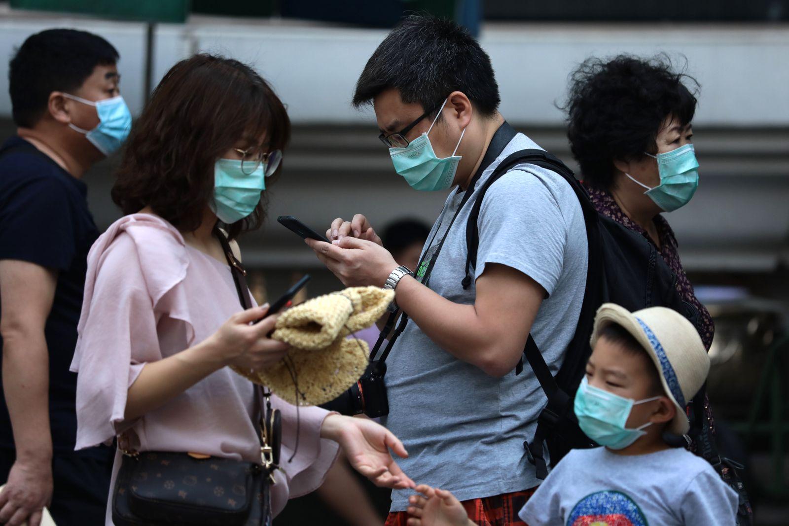 Coronavirus - Thailand