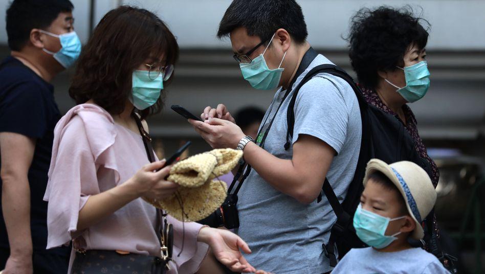 Touristen in Bangkok: Maßnahmen sollten Entschlossenheit demonstrieren - verfehlen aber oft ihr Ziel