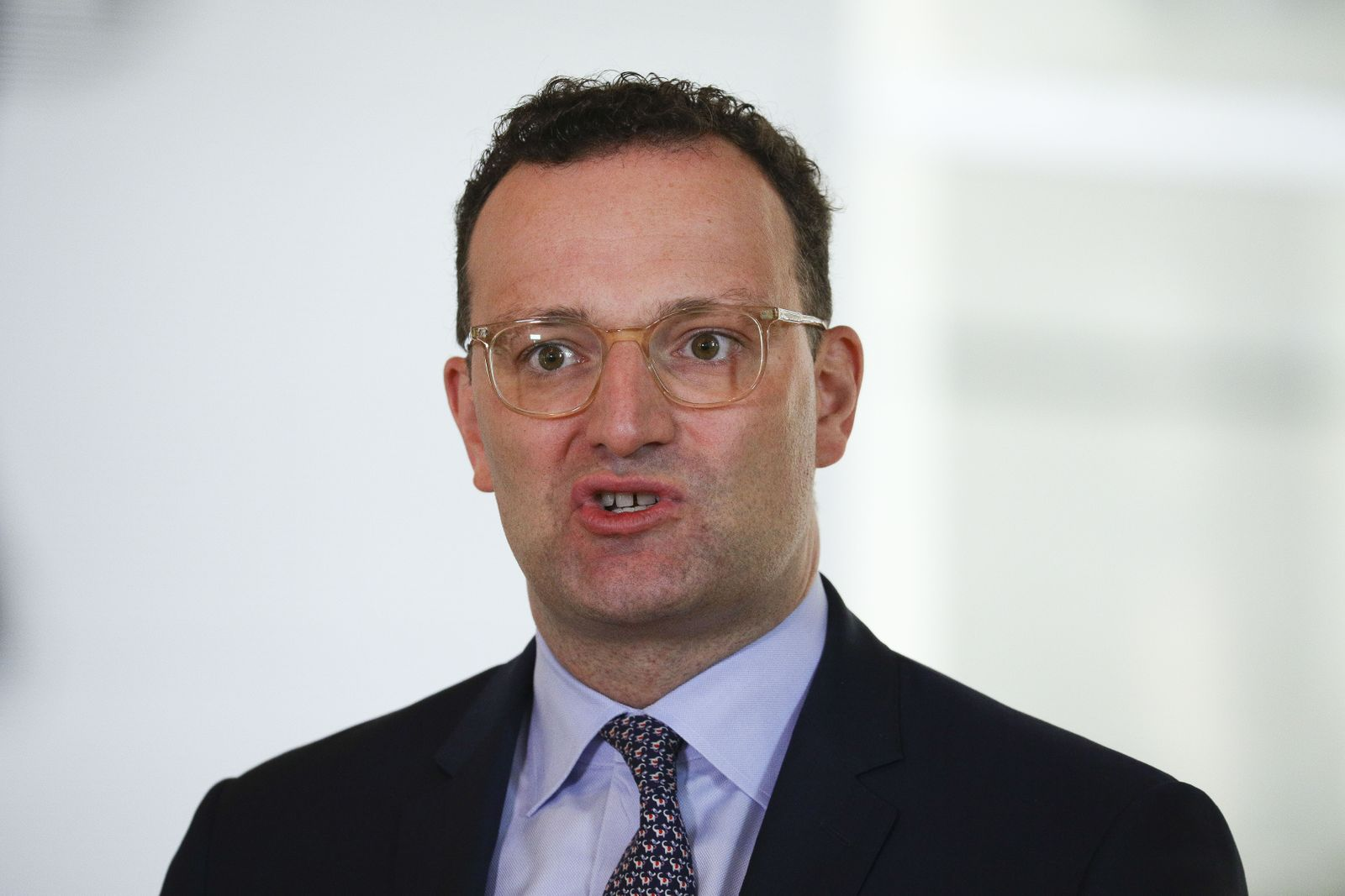 Minister Spahn presser over the health situation, Berlin, Germany - 03 Jul 2020