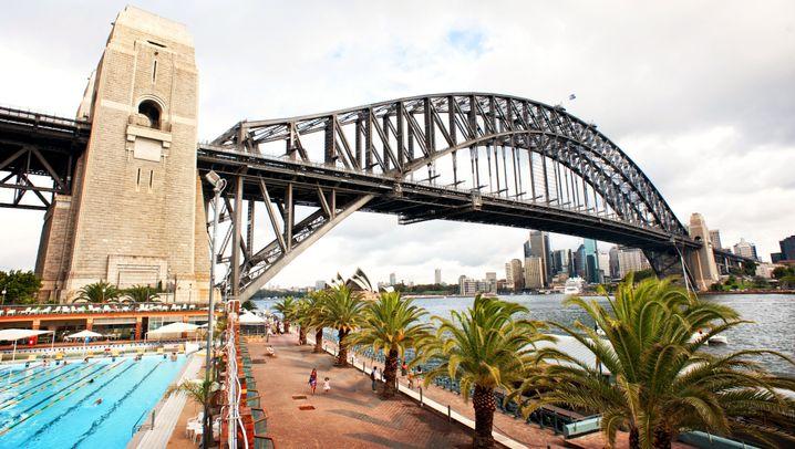 Sydney: Shopping, Strände - und natürlich Cricket