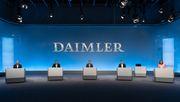 Daimler spart - sogar an der Zukunft
