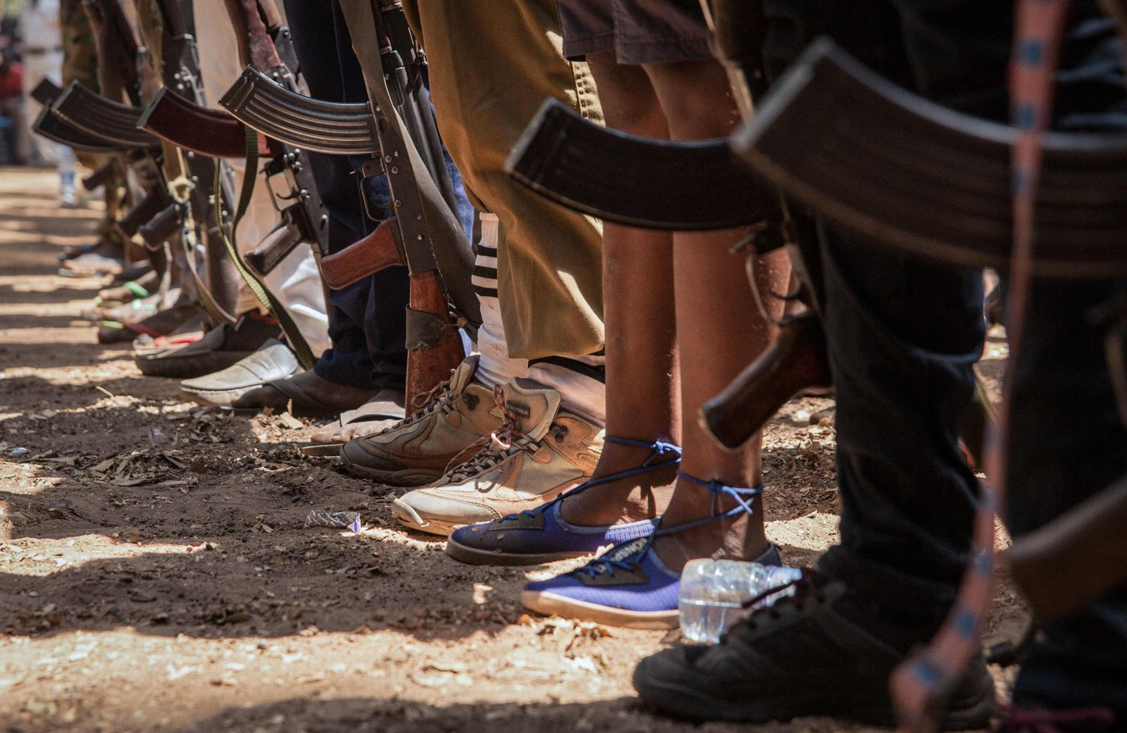 Kindersoldaten Südsudan