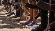 Bis zu 250.000 Mädchen und Jungen als Kindersoldaten missbraucht
