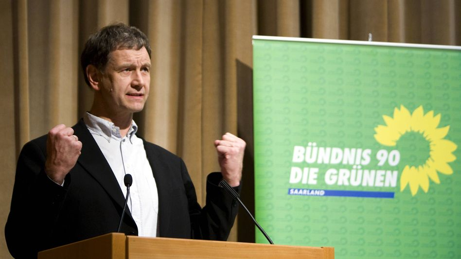 Saar-Grünen-Chef Ulrich: Entscheidung für Jamaika