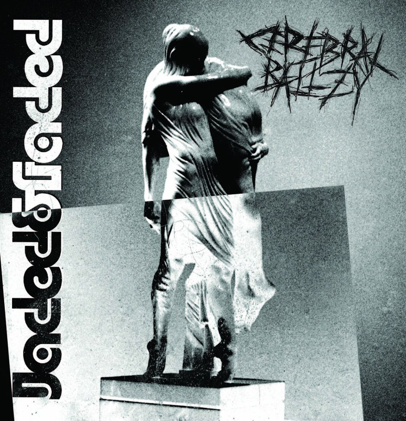 Abgehört/ Cerebral Ballzy: Jaded & Faded COVER