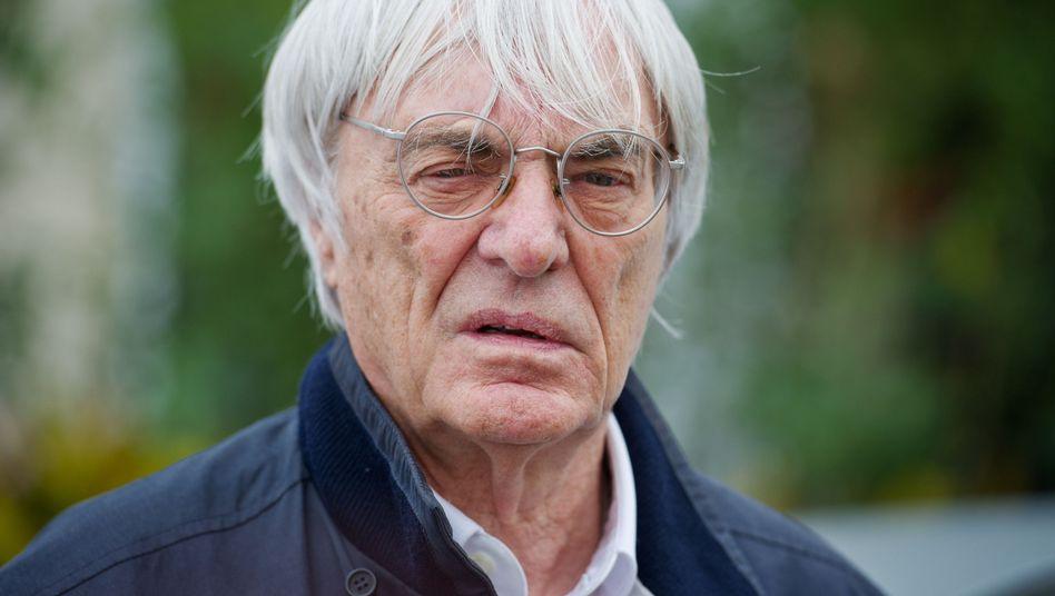 Formel1-Boss Ecclestone: Anklage noch in diesem Monat?