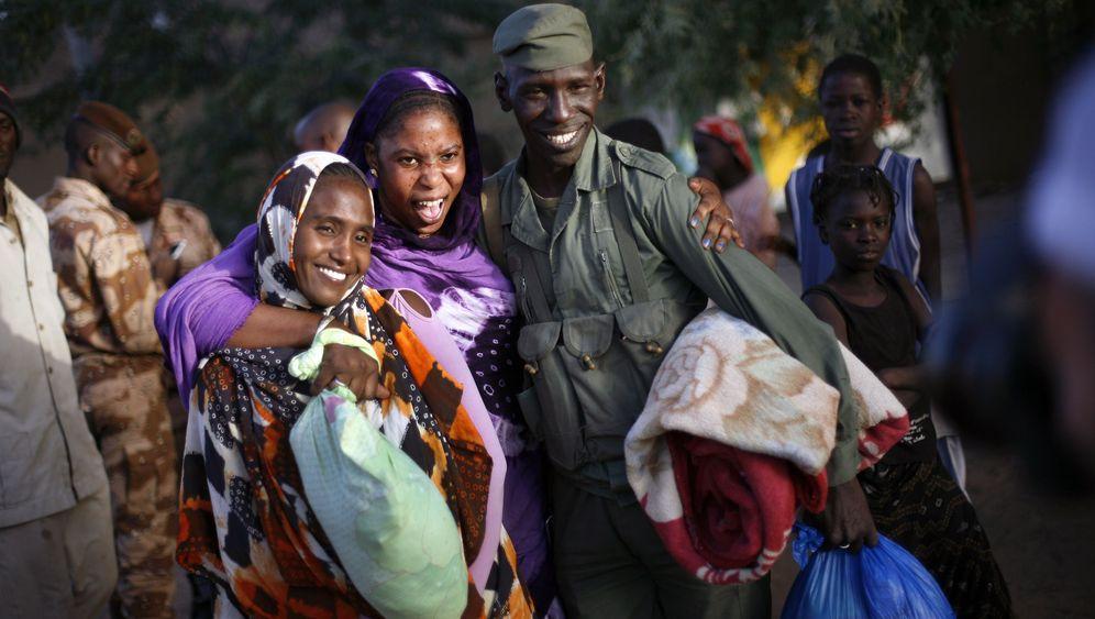 Timbuktu: Riesenfreude trotz brüchigem Friede