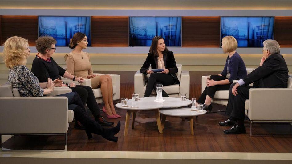 Anne-Will-Talk zur Sexismus-Debatte