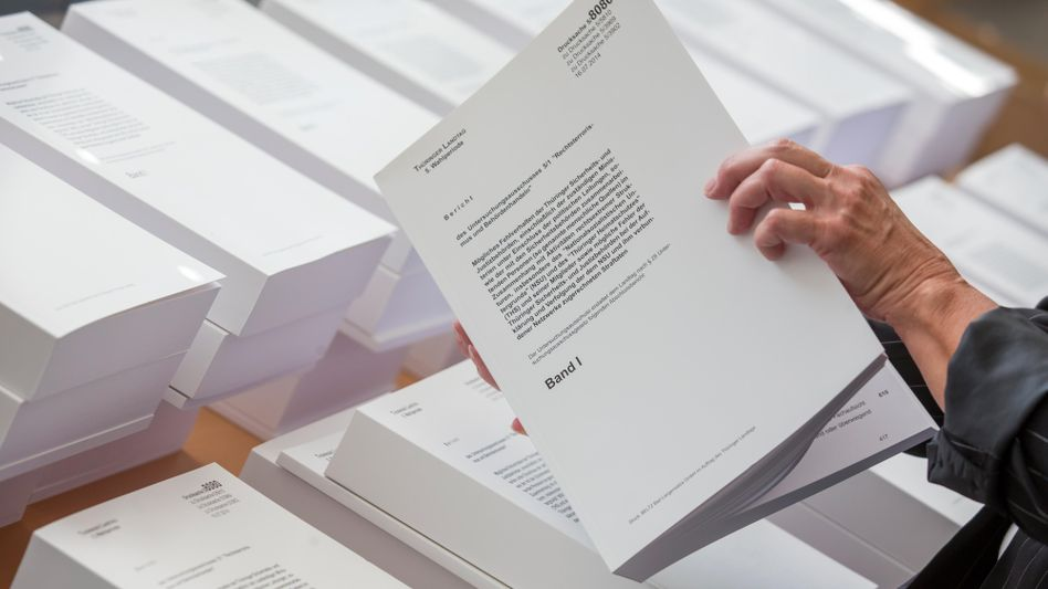 """NSU-Untersuchungsbericht: Welchen Einfluss hatte """"Lothar Lingen""""?"""
