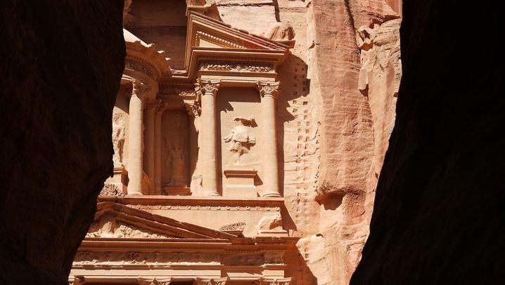 Felsenstadt Petra: Die unerforschte Wüstenmetropole