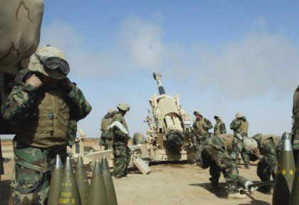 Kerbala: US-Marines feuern