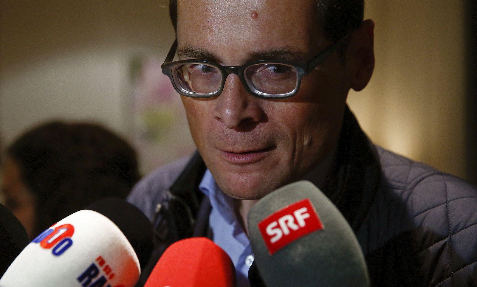 Wahl Schweiz Roger Köppel