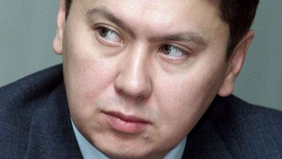 """Ex-Diplomat Alijew (Archivbild): """"Er hat Selbstmord begangen"""""""