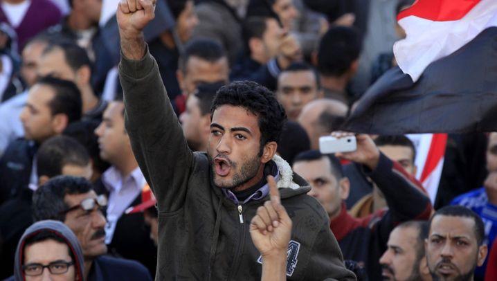 """Proteste gegen Mursi: """"Hau ab!"""""""