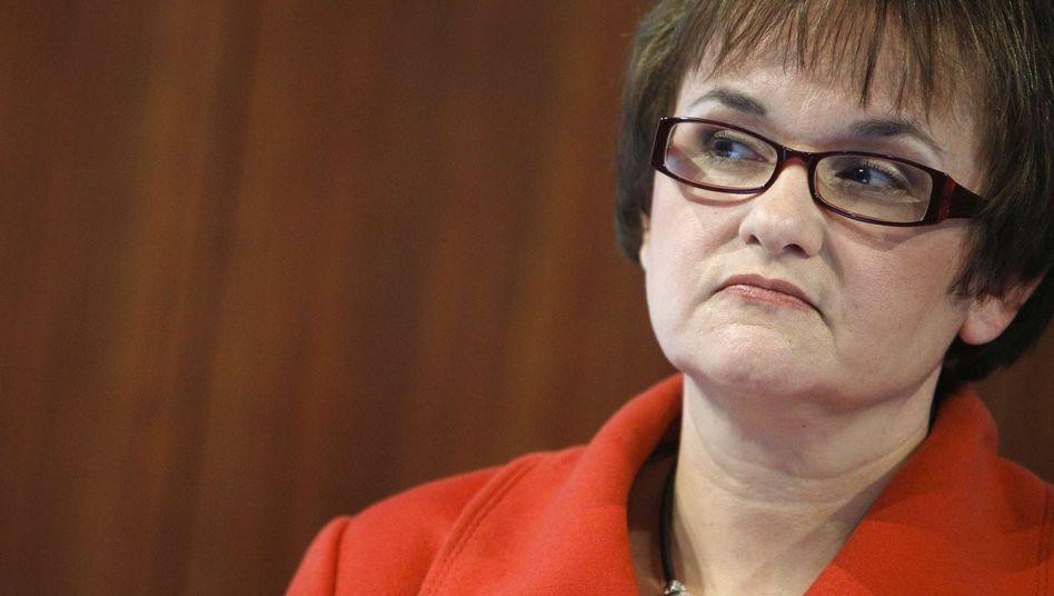 Sabine Lautenschläger im November 2012: Sie soll neuen EZB-Direktorin werden