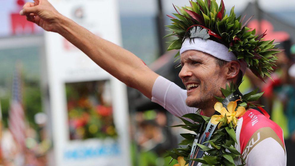 Triathlon-Star Frodeno: Der durch die Hölle ging