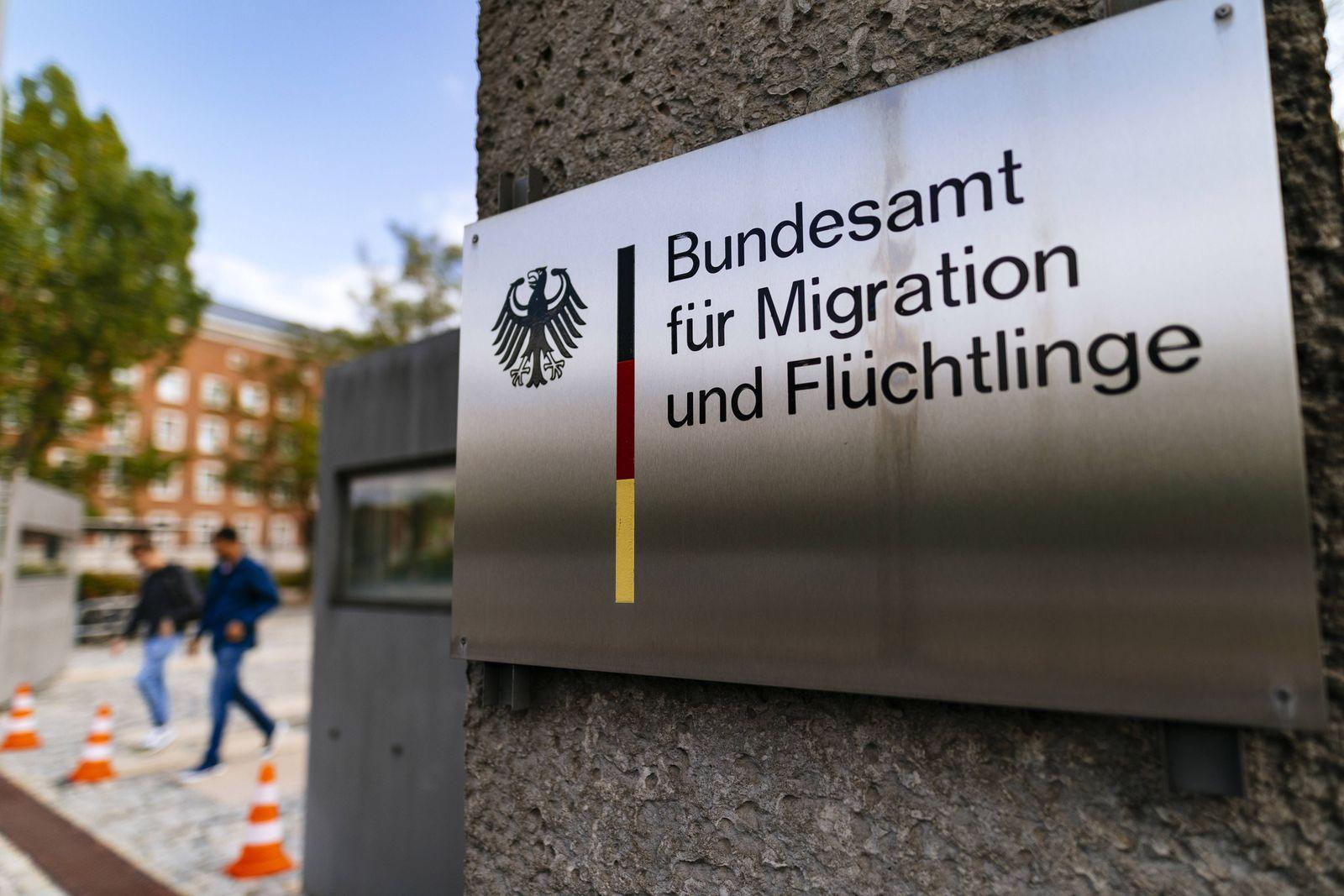 EINMALIGE VERWENDUNG Bundesamt für Migration und Flüchtlinge