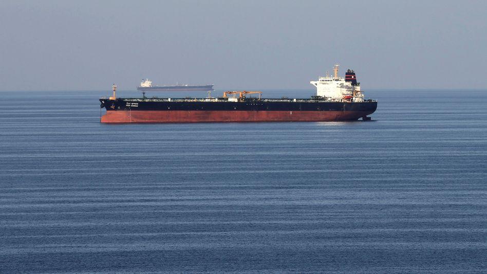"""Öltanker in der Straße von Hormus: """"Schutzmission wäre nach wie vor ein starkes und wichtiges Signal"""""""