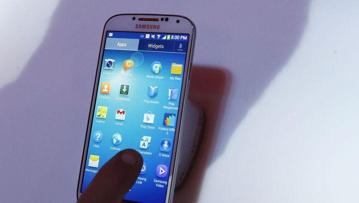 Samsung Galaxy S4: Das neue Superphone im Kurztest