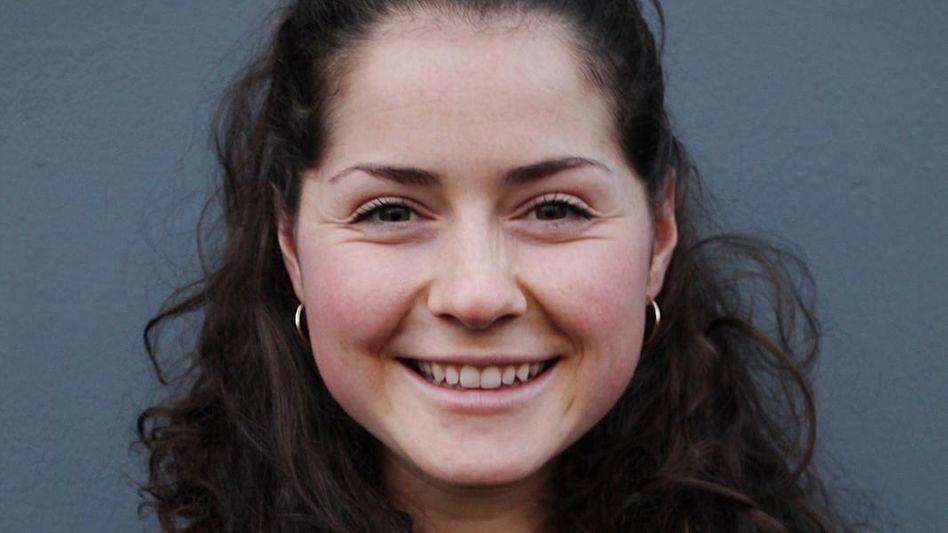 Ronja Hemmersbach, 24, führt nach ihrem Psychologie-Studium einen veganen Foodtruck