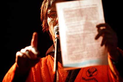 Poetry-Lesung (in Hamburg): HSV gegen Alster-Allstars