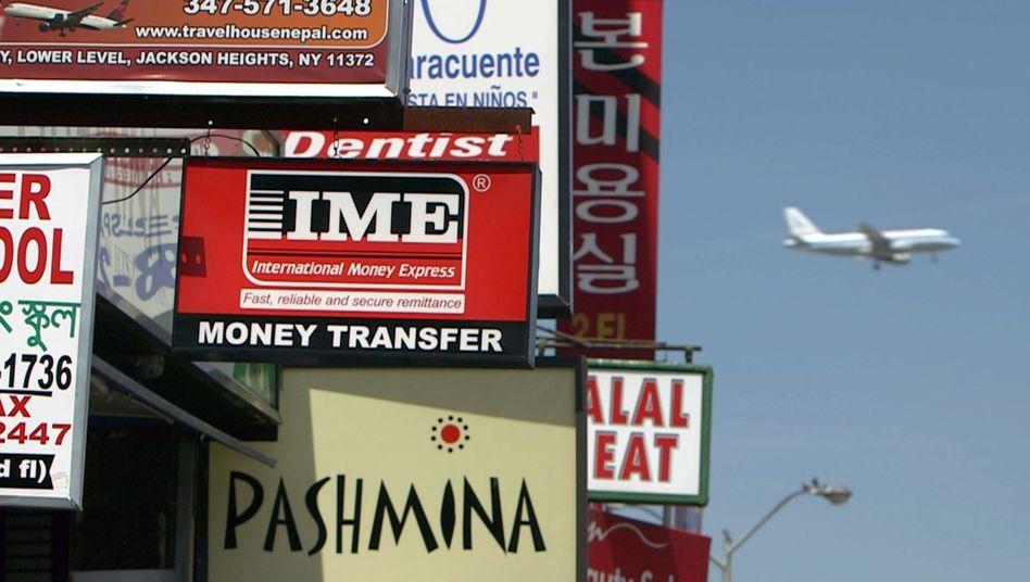 Geldtransferläden in Miami (US-Bundesstaat Florida): 20 Prozent Gewinn