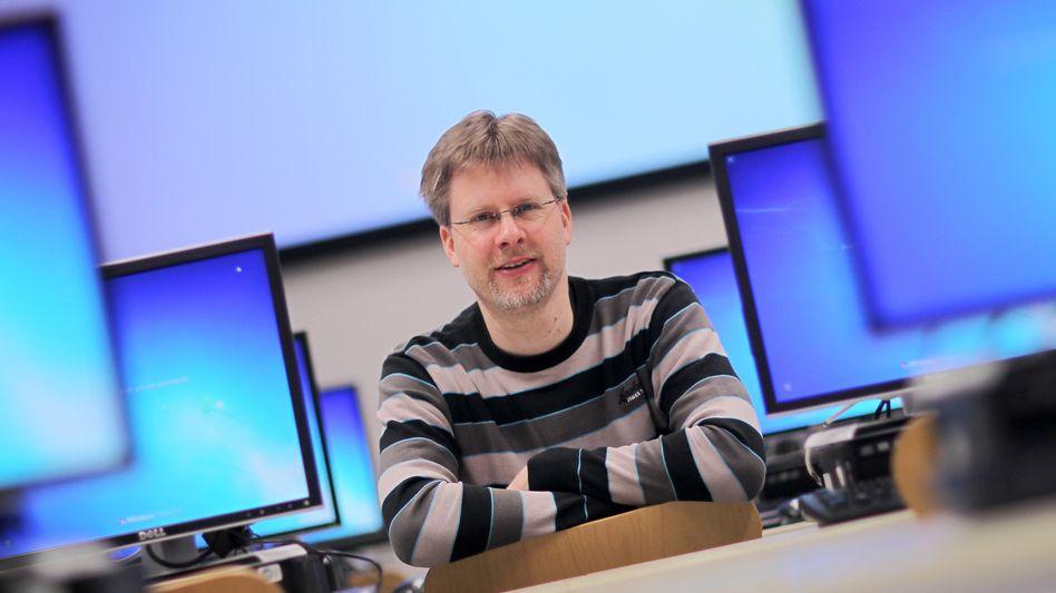 E-Klausuren-Experte Stefan Röhle: Der Start vor zehn Jahren war nicht reibungslos