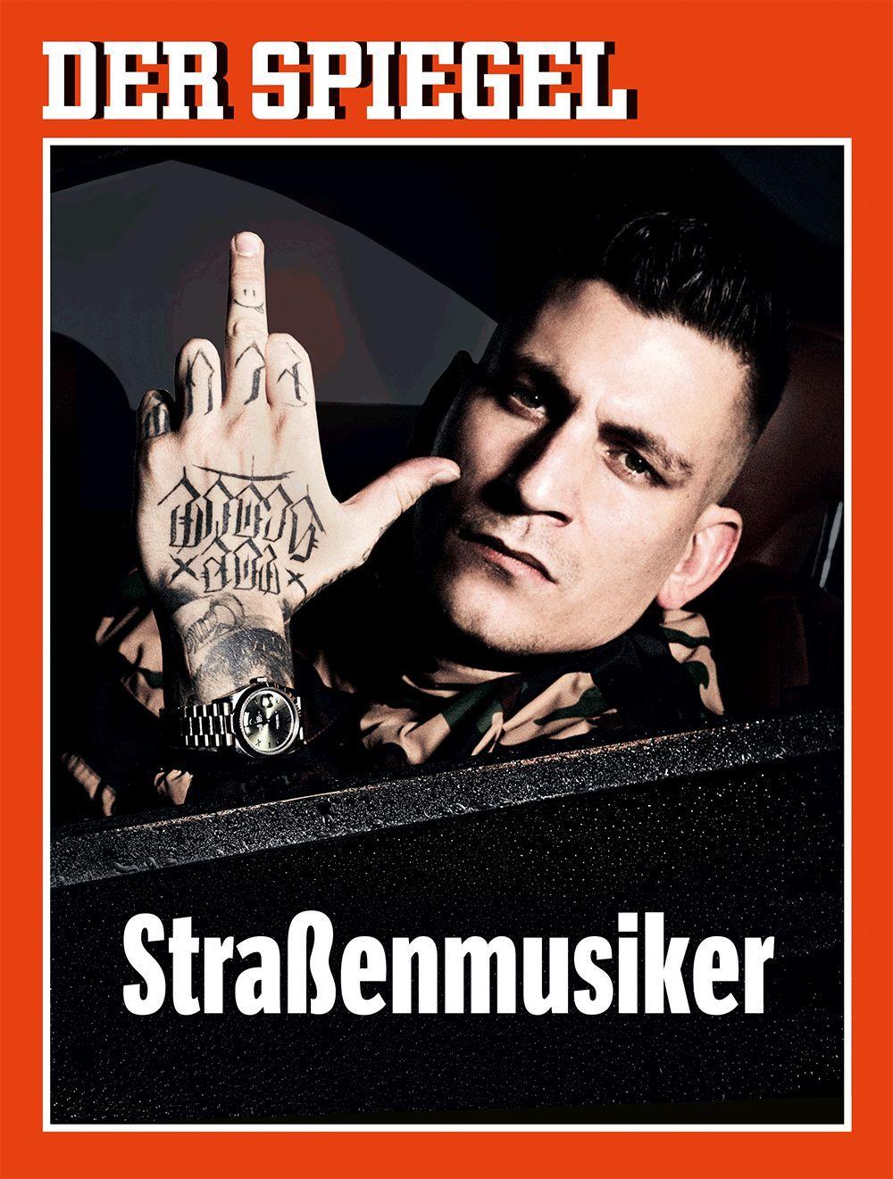 Cover DER SPIEGEL, Pflaumenkino