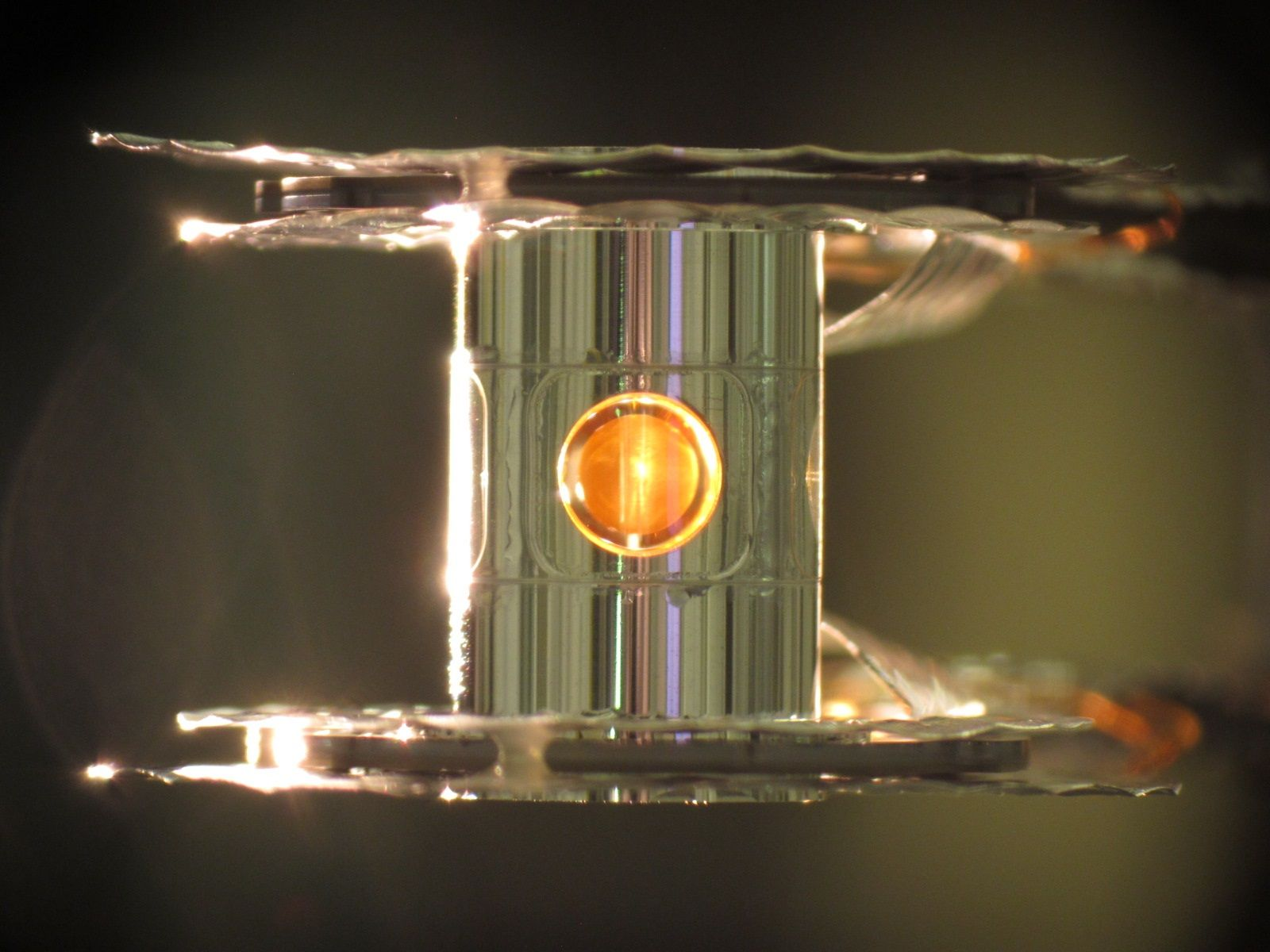 EINMALIGE VERWENDUNG Hohlraum Fusion / LLNL