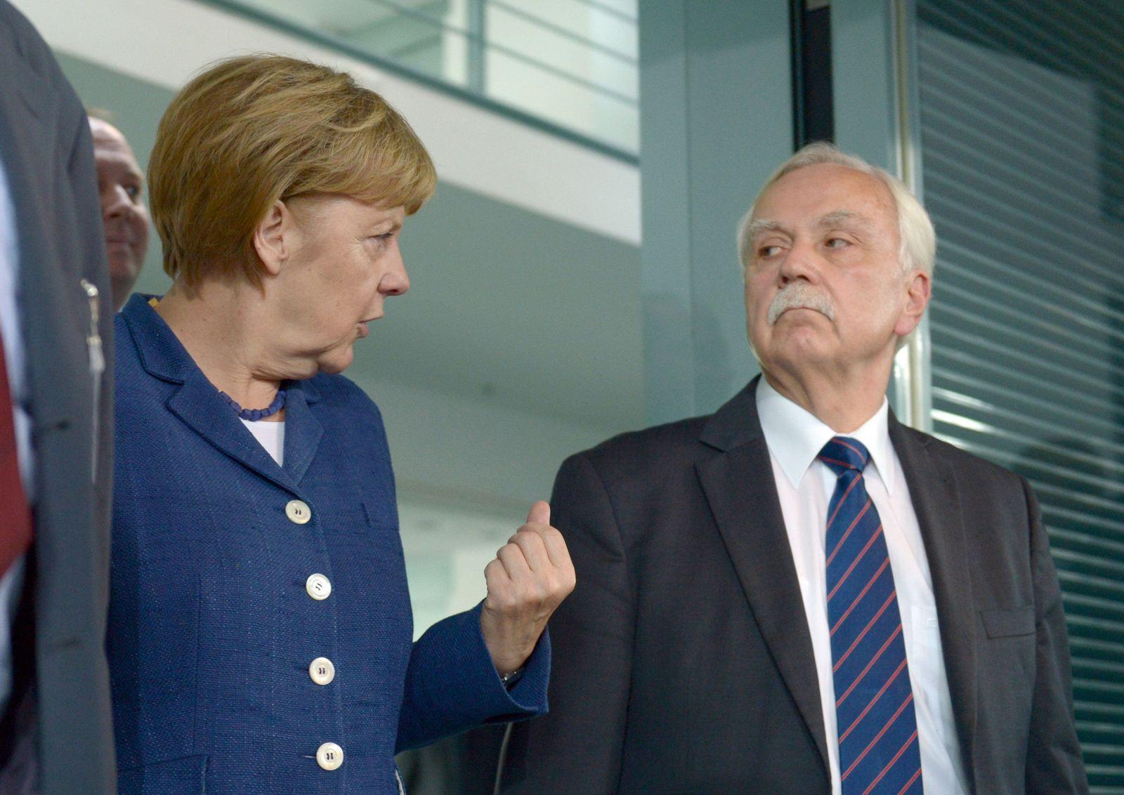 Merkel Normenkontrollrat Ludewig